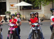 Explore Ho Chi Minh City by Motorbike