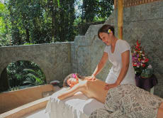 Get Pampered in Ubud's Tropical Jungle
