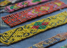 Become a Master in Bead Weaving