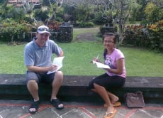 Learn Basic Bahasa with a Local in Bali