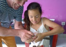 Bond with your Child through Making Jewelry