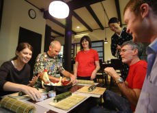 Authentic Japanese Cooking Class