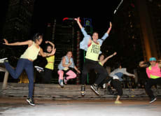 Learn a Hip Hop Dance & be Filmed with the HK Skyline!