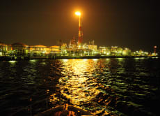 Enjoy Yokohama!! Factory Night View Jungle Cruise
