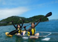 Explore Seaweed Forest on a Kayak Tour!