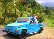Full Day of Fun: Volkswagen Safari, Horseriding, Rafting