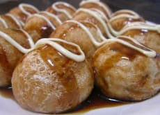 Takoyaki Night with a Japanese college student!