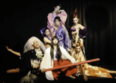 Japanese Artistic Circus Show in Tokyo!