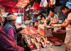Visit the Wet Markets and Cook Your Own Lunch!
