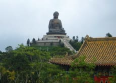 Hike Lantau Island: Big Buddha, Tai O Fishing Village etc.
