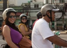 The Insider's Tour of Saigon (on Vintage Vespa)