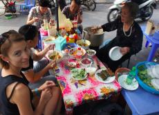 Go on a Foodie Tour Around the Hidden Streets of Saigon