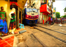 Discover and Photograph Life on Hanoi's Train Tracks