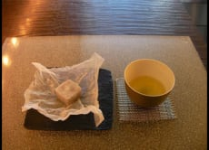 Enjoy Traditional Tea and Japanese Sweets in Ginza, Japan