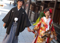 Shoot Wedding Photos in Kyoto