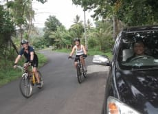 Full Day Biking Tour of Lombok with Locals