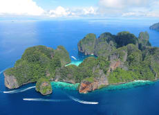 Join a Full Day Tour Around Phi Phi Archipelago