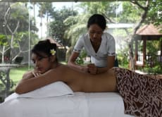 Relax with an Exotic Traditional Balinese Massage