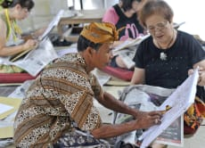 Learn to Make Your Own Batik
