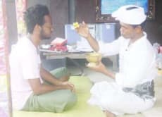 Attend Fortune Telling by a Bali Shaman Healer (Balian)