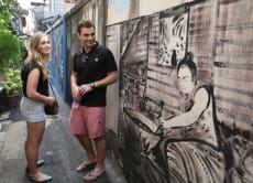 Feel Bangkok's Diversity & Harmony  through a Walking Tour