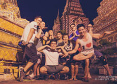 Explore Bangkok's ancient  city & night markets