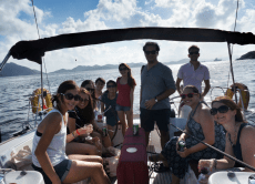 Overnight Sailing Adventure in Hong Kong!