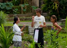 Private Couple's Cooking Class overlooking the Rice Paddies