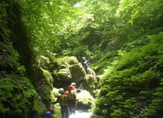 Enjoy Canyoning in Tokyo's Countryside! *September 2nd*