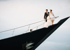 Celebrate Your Honeymoon on a Luxury Yacht