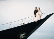 Celebrate Your Honeymoon on a Luxury Yacht