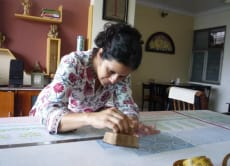 Learn Block Printing at a Workshop in Mumbai