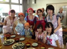 Enjoy Cooking Japanese Food in English near Sagami-Ono!