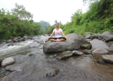 4D/3N Yoga Retreat in Bali-Visit the Magical Sidemen Village