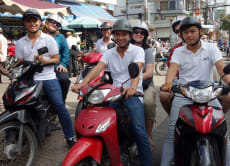 Saigon Street Food Secrets Motorbike Tour