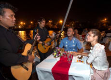 Bali Romantic After Sunset Evening Cruise & Dinner