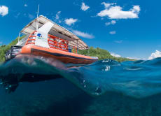 3 Islands Ocean Rafting Cruise - Tour Lembongan & Penida