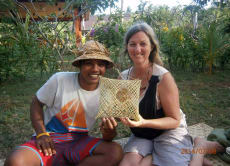 Traditional Weaving Tour with Master Weavers on Nusa Penida