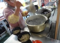 Tour a sake brewery and make soba during Hiroshima Day Trip