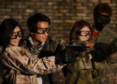 Try a Survival Game Experience in Tokyo, Nagoya, Osaka