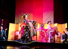 See a Unique Oedo Oiran (Courtesan) Geisha Show