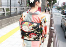 Enjoy Harajuku, Meiji Jingu, or anywhere in Kimono all day!