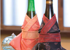 Join a Furoshiki Wrapping Workshop