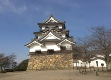 Take a walking tour to Hikone Castle and the castle town