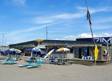 Explore the beach bars of the famous Shonan beach