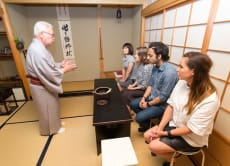Enjoy a Traditional Tea Ceremony And Make Your Own Tea