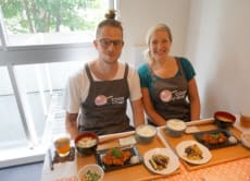 Take a Home Cooking Lesson: Okonomiyaki and Yakisoba
