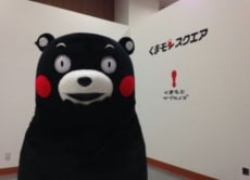 Discover Japan's famous mascot character Kumamon!