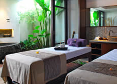 Luxury Spa Bali : Facial Rejuvenation At Amala Spa, Seminyak