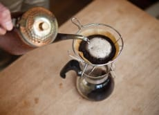 Learn how to drip the best coffee in Tokyo